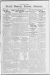 State Normal School Journal, July 27, 1923