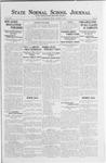 State Normal School Journal, October 12, 1923