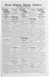 State Normal School Journal, October 26, 1923