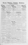 State Normal School Journal, November 2, 1923