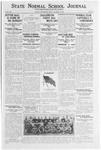 State Normal School Journal, November 9, 1923
