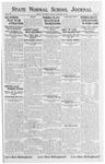 State Normal School Journal, November 23, 1923