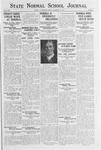 State Normal School Journal, December 14, 1923
