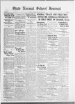 State Normal School Journal, April 25, 1924