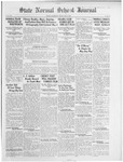 State Normal School Journal, May 2, 1924