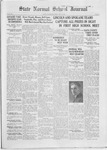 State Normal School Journal, May 16, 1924