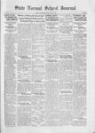 State Normal School Journal, July 18, 1924