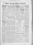 State Normal School Journal, July 25, 1924