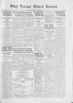 State Normal School Journal, August 1, 1924