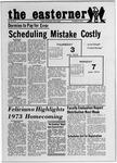 Easterner, Vol. 24, No. 6, November 8, 1973