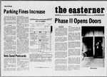 Easterner, Vol. 26, No. 3, October 10, 1974