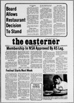 Easterner, Vol. 26, No. 13, January 23, 1975