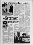 Easterner, Vol. 27, No. 7, November 6, 1975