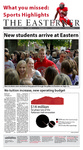 Easterner, Vol. 65, No. 1, September 25, 2013 by Associated Students of Eastern Washington University