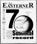 Easterner, Vol. 53, No. 3, October 11, 2001