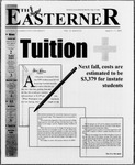 Easterner, Vol. 53, No. 22, April 11, 2002 by Associated Students of Eastern Washington University