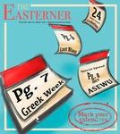 Easterner, Vol. 67, No. 28, May 18, 2016
