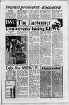 Easterner, Vol. 33, No. 5, October 22, 1981