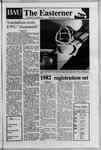 Easterner, Vol. 33, No. 8, November 12, 1981