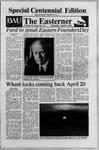 Easterner, Vol. 33, No. 22, April 8, 1982