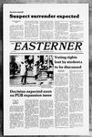 Easterner, Vol. 35, No. 4, October 13, 1983