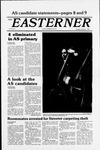 Easterner, Vol. 35, No. 17, February 23, 1984