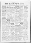 State Normal School Journal, September 26, 1924