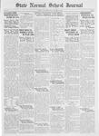 State Normal School Journal, November 7, 1924