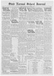 State Normal School Journal, November 14, 1924