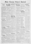 State Normal School Journal, December 5, 1924