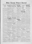 State Normal School Journal, December 19, 1924