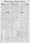 State Normal School Journal, April 24, 1925