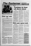 Easterner, Volume 32, No. 4, October 16, 1980