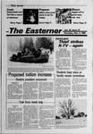 Easterner, Volume 32, No. 10, December 4, 1980