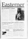 Easterner, Volume 47, No. 3, October 5, 1995
