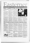 Easterner, Volume 47, No. 10, November 30, 1995