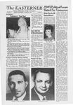Easterner, Vol. 10, No. 4, October 28, 1959