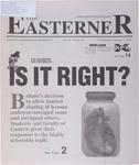 Easterner, Volume 53, No. 14 February 1, 2001