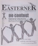 Easterner, Volume 53, No. 17 February 21, 2001