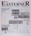 Easterner, Volume 53, No. 20 March 15, 2001