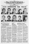 Easterner, Volume 11, No. 17 February 15, 1961