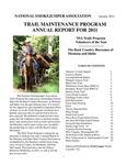 National Smokejumper Association Trail Maintenance Program Annual Report for 2011