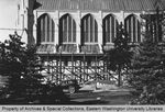 St. John's Cathedral, construction of nave by Harold Clarence Whitehouse and Whitehouse & Price