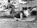 Lounging on the Lawn by James Wolff