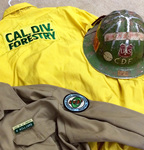 California Division of Forestry Mountain Rescue uniform owned by Wayne Williams by Wayne Williams
