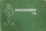 The Rhododendron, 1906 by State Normal School (Cheney, Wash.)