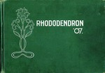 The Rhododendron, 1907