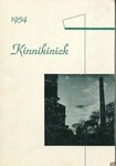 Kinnikinick, 1954 by Eastern Washington College of Education. Associated Students.