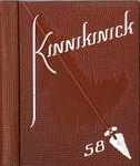 Kinnikinick, 1958 by Eastern Washington College of Education. Associated Students.
